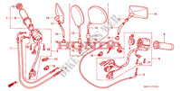 LEVER   SWITCH   CABLE dla Honda F6C 1500 1997